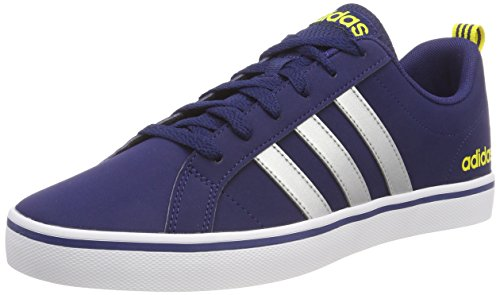 Shock Gymnastikschuhe 0 Yellow Metallic Vs Silver Pace Herren adidas Blue Blau Dark qztfRwf