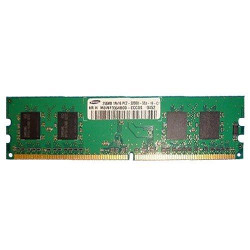 - M378t3354bg0-Cccds Samsung 256Mb Ddr2 400Mhz Pc2-3200 240-Pin Non-Ecc
