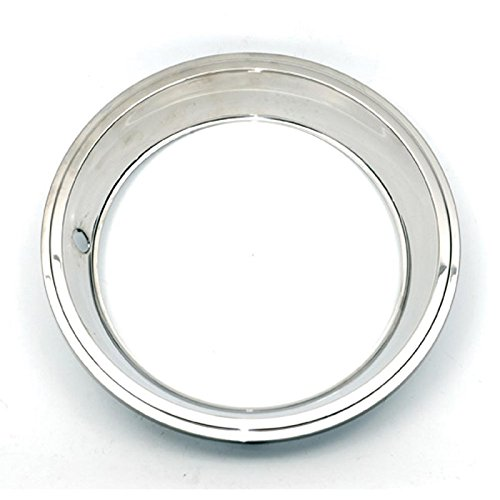 Eckler's Premier Quality Products 33179366 Camaro Rally Wheel Trim Ring 14 x 7 With Inside Style Clips GM