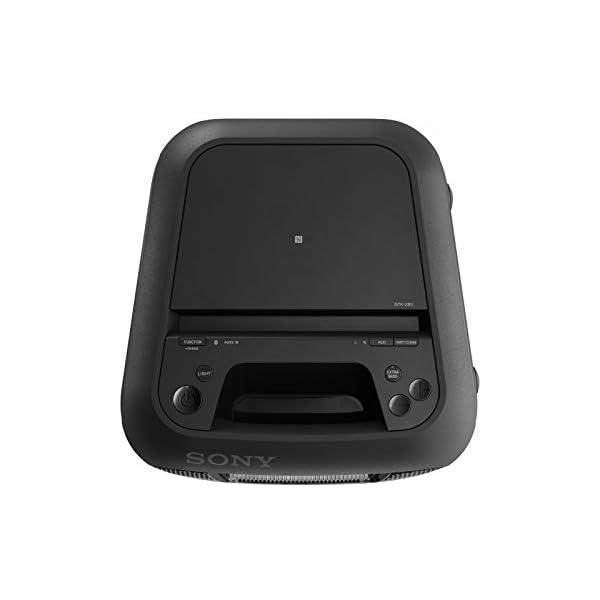 Sony GTK-XB5 Enceinte Bluetooth/NFC Extra Bass Noir 4