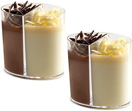 MINI WONDERS Sectioned Dessert Cups product image