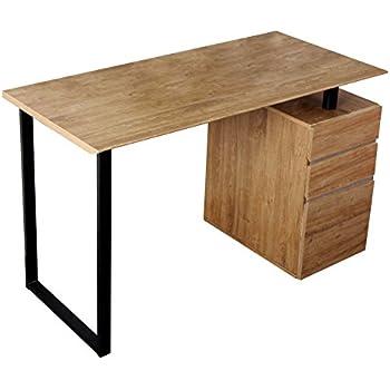Amazon Com Techni Mobili Rta 1305 Pn Computer Desk With