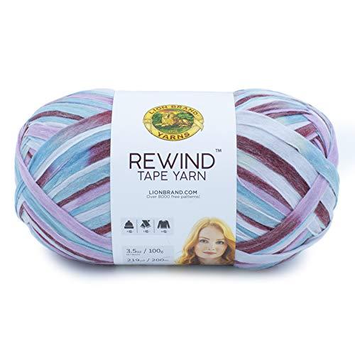 Lion Brand Yarn Rewind yarn, VALERIAN