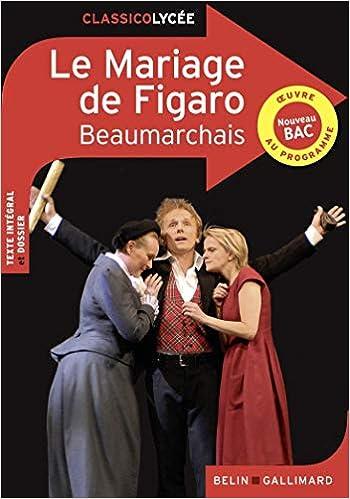 Amazon.fr , Le Mariage de Figaro Comédie en cinq actes en