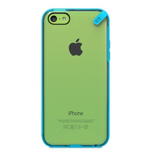 Puregear Apple iPhone 5C Slim Shell - Retail Packaging - Blue (Pure Gear Slim Shell Iphone 5c)