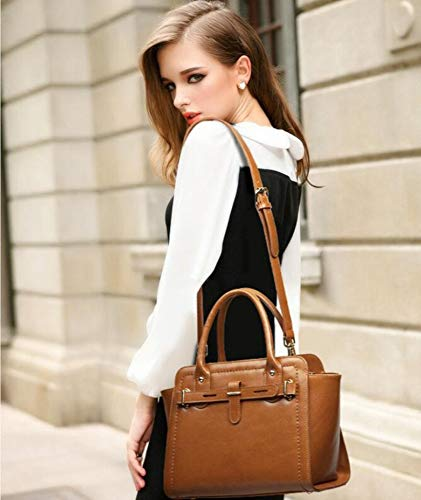 B Handbag Hongge Shoulder Cross Pack Fashion Cowhide Woman Leather Single Lady Bag Oblique 7qUCw