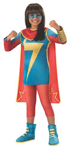 Marvel Rising: Secret Warriors Deluxe Ms Marvel Costume, Large