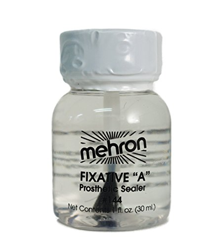 "Major Mayhem Costumes (Mehron Makeup Fixative ""A"" Sealer with Brush for Special Effects 