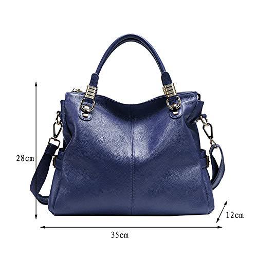 À En 3 Zhaohuifang Bandoulière Mode Dames 1 Classique De Nouveau Sac Cuir Fq4XBw5