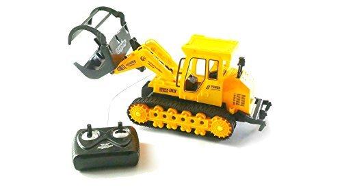 Dig Em Remote Control Bulldozer