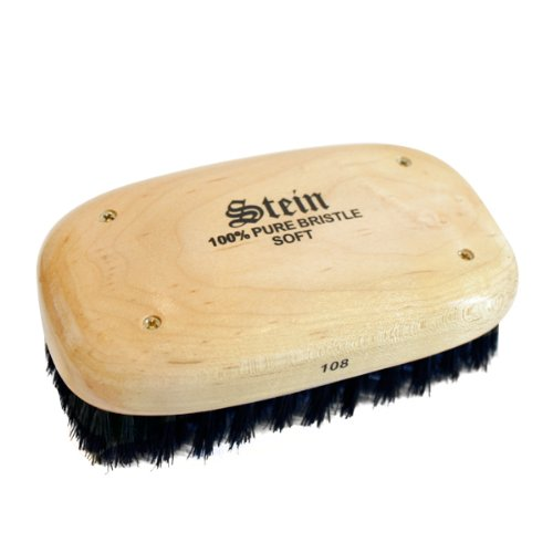 Military Style Soft Brush by R.S. Stein