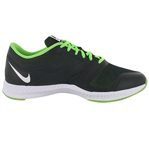 Nike Air Epic velocità formazione scarpe da uomo nero/bianco/verde ginnastica sneakers