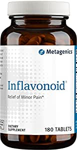 Metagenics - Inflavonoid Tablets, 180 Count