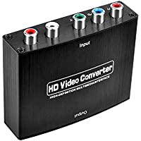 Santanic Component RGB YPbPr to HDMI V1.4 Converter