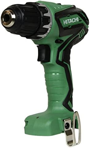 Hitachi DS10DFL2 10.8 – 12V Lithium Ion 3 8 Drill Driver Bare Tool