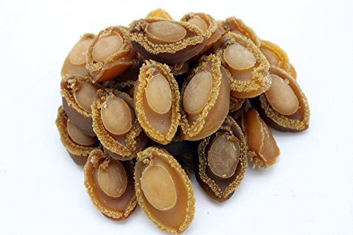 Dried Seafood Dried Supreme Small Good Shape Dalian Abalone 大連鮑魚 Free Worldwide Airmail (Meat Gifts By Mail)