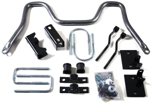 Dodge 2500 Traction Bars - 3