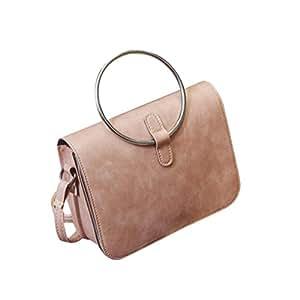 Las mujeres bolsas de hombro, Mosunx (TM) mujeres Messenger de piel bolso Satchel Bolso