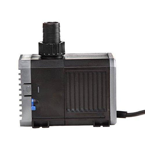 Trupow 660gph submersible garden home electiric small mini for Small pond pump