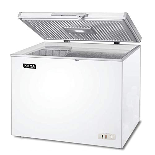 Commercial Top Chest Freezer - KITMA 9.6
