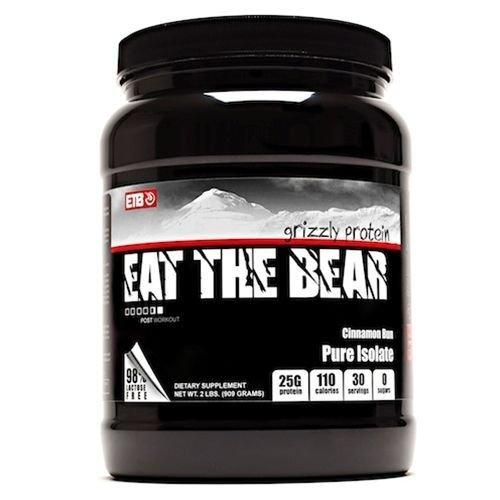 ETB Eat The Protein grizzli, Brioche à la cannelle, 2 Pound