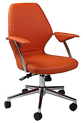 Fine Pastel Ib 164 Ch 982 Ibanez Office Chair Orange Ncnpc Chair Design For Home Ncnpcorg