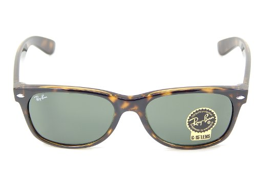 New Ray Ban RB2132 902L Tortoise/G-15 XLT 55mm Sunglasses