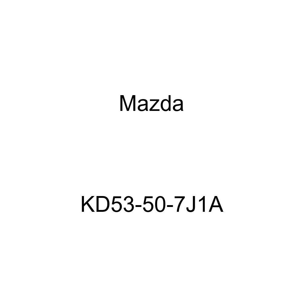 Genuine Mazda KD53-50-7J1A Grille Molding Front