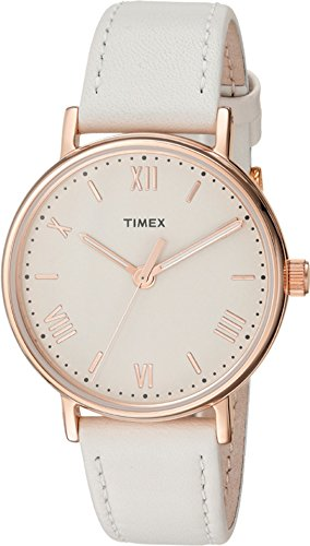 Timex Womens Southview 37 Leather Strap