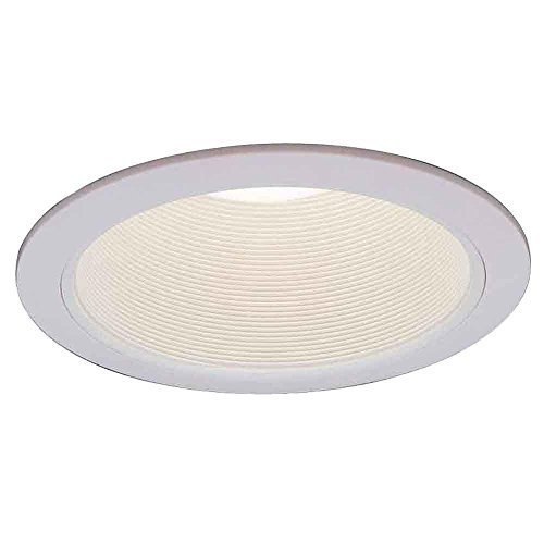 Commercial Electric Recessed light Trim 6-pack T5 White