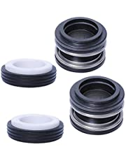 "2 Pack Swimming Pool & Spa Pump Shaft Seal, PS-201 Seal Pump 3/4"" Shaft Seal Assembly for Hayward Max-Flo Pump AS-201 PS-201"