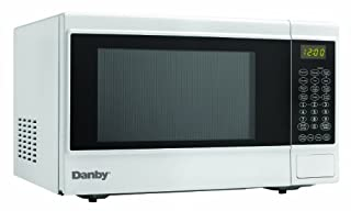 Danby 1.4 cu.ft. Countertop Microwave, White (B008MD2RUS) | Amazon price tracker / tracking, Amazon price history charts, Amazon price watches, Amazon price drop alerts
