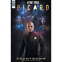Star Trek: Picard—Countdown #3 (of 3)