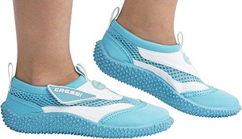 piscine Enfant Blanc Cressi Blanc Coral plage Chaussures Azure et de YpCpz7n