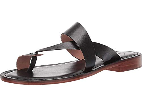 Bernardo Womens Sandals - Bernardo Women's Tia Sandal Black Antique Calf 7 M US