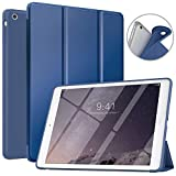 MoKo Case Fit iPad Air, Slim Smart Shell Stand Folio Case with Soft