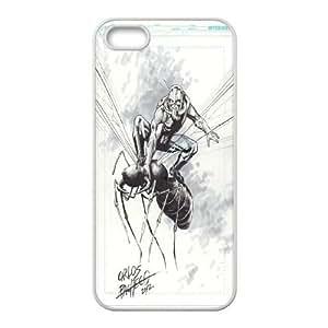 Custom Anime male god ant man phone Case Cove For Apple Iphone 5 5S Cases XXM9175091