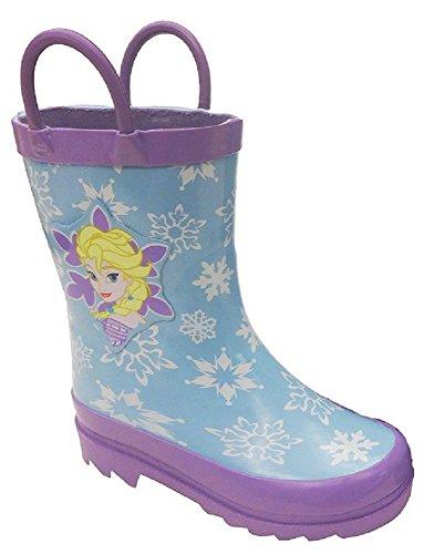 Disneys Frozen Snowflake Boots Girls