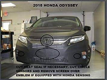 LeBra Front End Mask-551625-01 fits Honda Odyssey 2018 2019