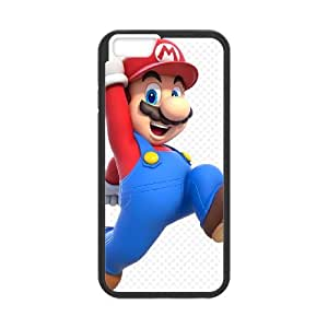iPhone 6 Plus 5.5 Inch Cell Phone Case Black Super Smash Bros Mario SU4404594