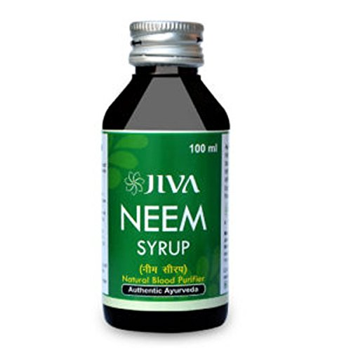 Jiva Ayurveda Neem Syrup