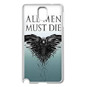 Samsung Galaxy Note 3 Phone Case White Game of Thrones HCM102135