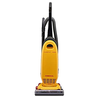Carpet Pro CPU-350 Commercial Upright Vacuum Cleaner with Tools & Carpet Pro SCT-1 Teeny Tiny Tank Handheld Vacuum with Tools. Matches Parts# CPU-350, SCT-1