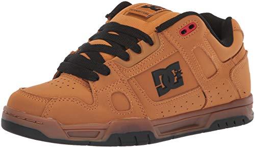 DC Men Stag Sneaker Tan