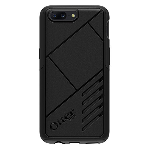 OtterBox Achiever Series Case for OnePlus 5 - Retail Packaging - Black