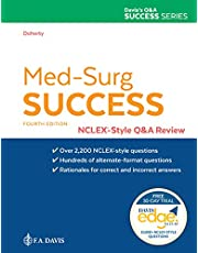 Med-Surg Success: NCLEX-Style Q and A Review