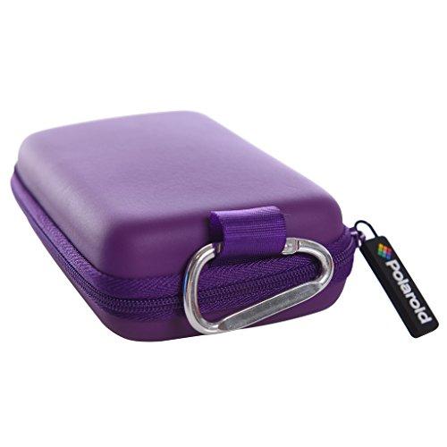 Polaroid Eva Case Zip Instant Printer (Purple)