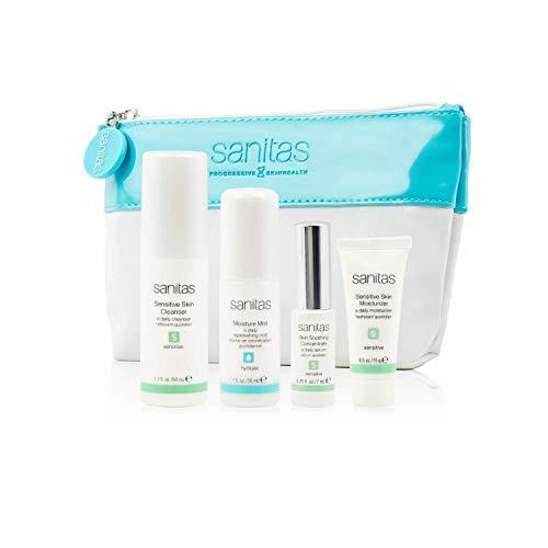 Sanitas Skincare Sensitive Skin Kit, Barrier Strengthening Kit for Sensitive Skin