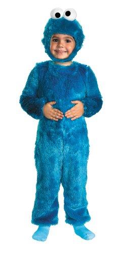Sesam (Cookie Monster 2t Costume)