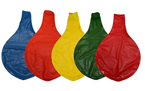 Giant Latex Balloons Pirmary Colors product image